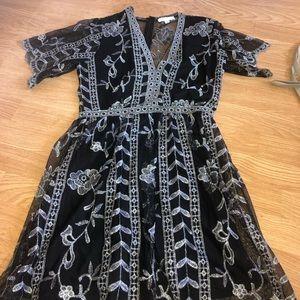 Socialite dress size M